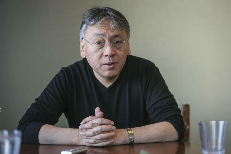 Kazuo Ishiguro is continuing his foray into science fiction with his upcoming novel Klara and the Sun (archive image).