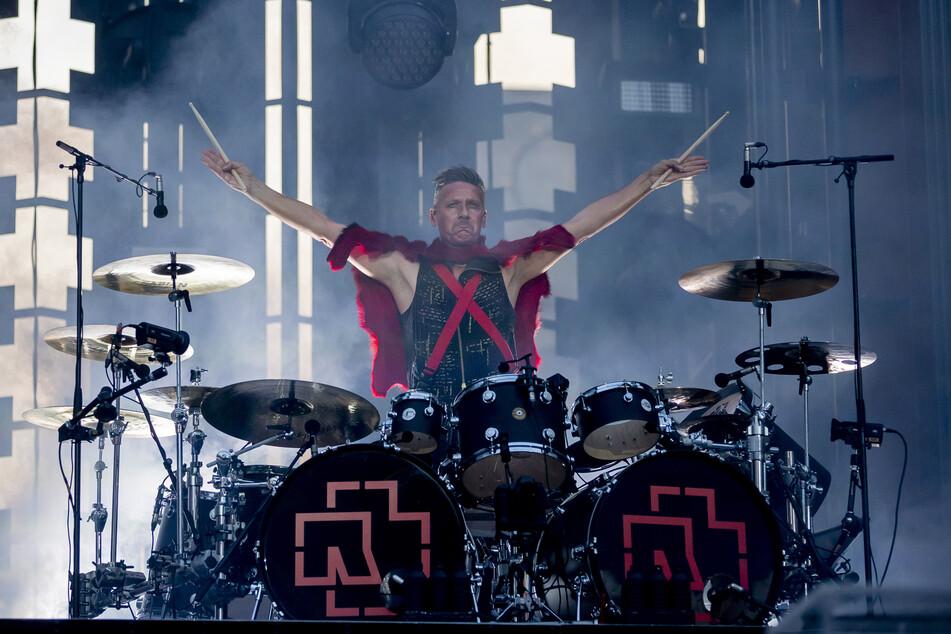 Rammstein-Drummer Christoph Schneider (54) verrät: Die Band arbeitet in der Corona-Zeit an Songs.