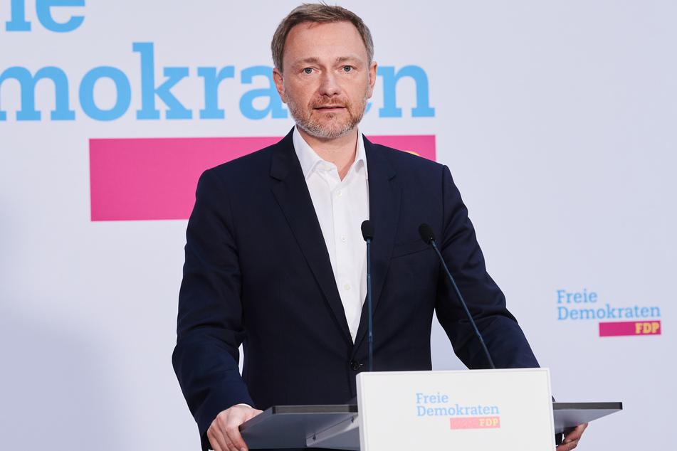 Christian Lindner (42, FDP) möchte einen erneuten Corona-Lockdown in Deutschland unbedingt verhindern.
