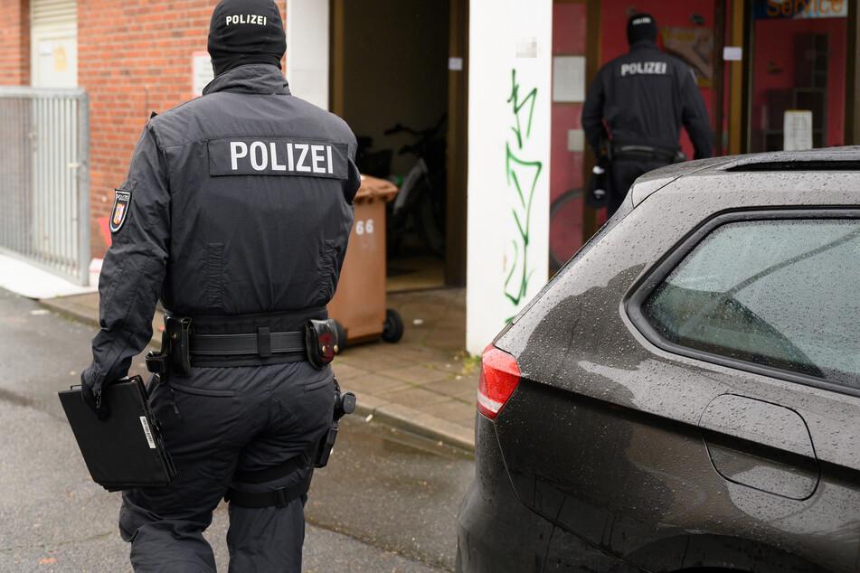Spezialkräfte der Polizei waren im Einsatz gewesen. (Symbolbild)