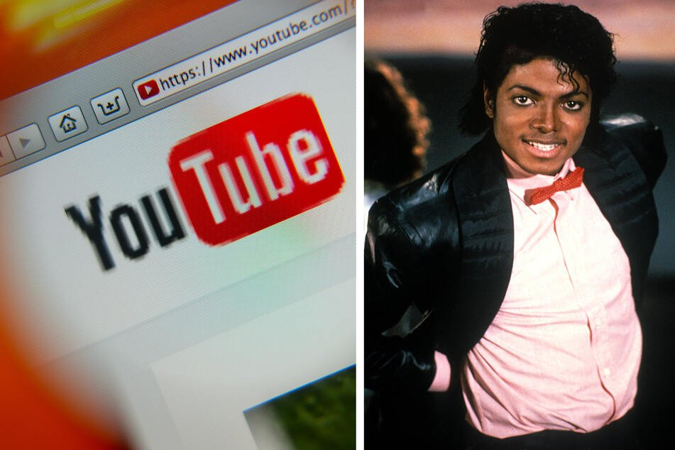 Michael Jackson's music video for Billie Jean (r) was initially banned from being played on MTV, due to the network's refusal to showcase Black artists. It then broke barriers.