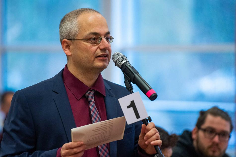 Linke fordert Rücktritt von Fraktionschef nach AfD-Zusammenarbeit