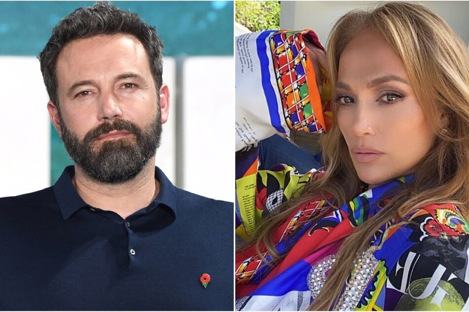 Jennifer Lopez (r) and Ben Affleck (l) continue their rekindled romance as their busy schedules looms.