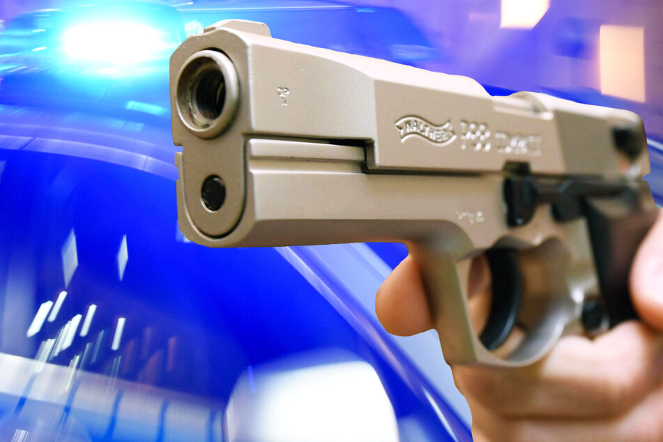 """Möchtegern-""""James Bond"""" mit Softair-Pistole sorgt für Polizei-Einsatz"""