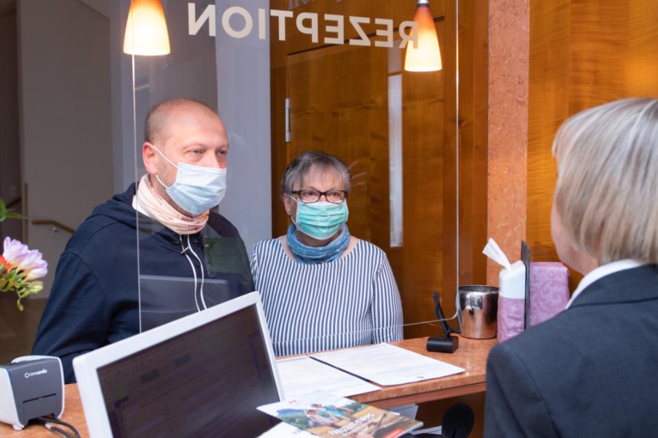 """Sachsens Hoteliers befürchten: """"Beherbergungs-Verbot"""" schreckt Touristen ab"""