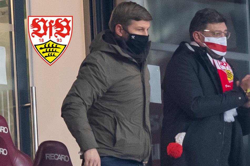 VfB-Boss Hitzlsperger verspielt im Machtkampf seinen Kredit, Vogt hat eine Chance