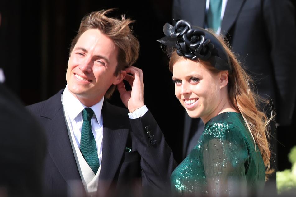 Prinzessin Beatrice ist schwanger: Queen bekommt 12. Urenkelkind