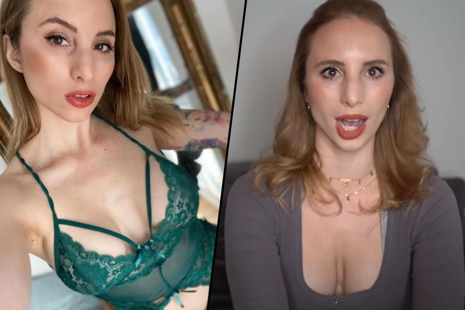 Selbstbefriedigung und Sexpartner: Hanna Secret lässt tief blicken