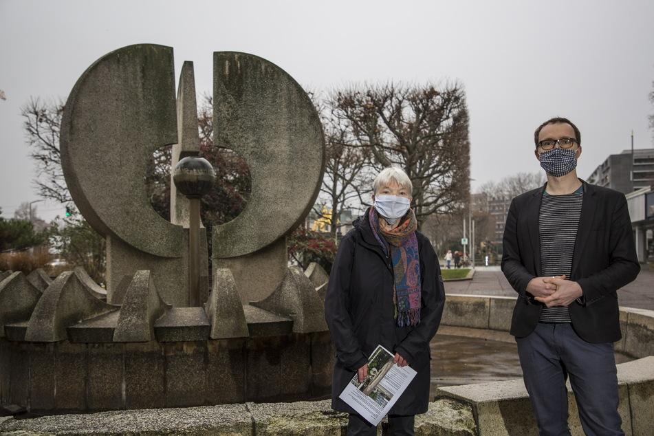 """Nach Ärger um """"Kracht-Brunnen"""": Spendengelder dürfen wieder sprudeln"""
