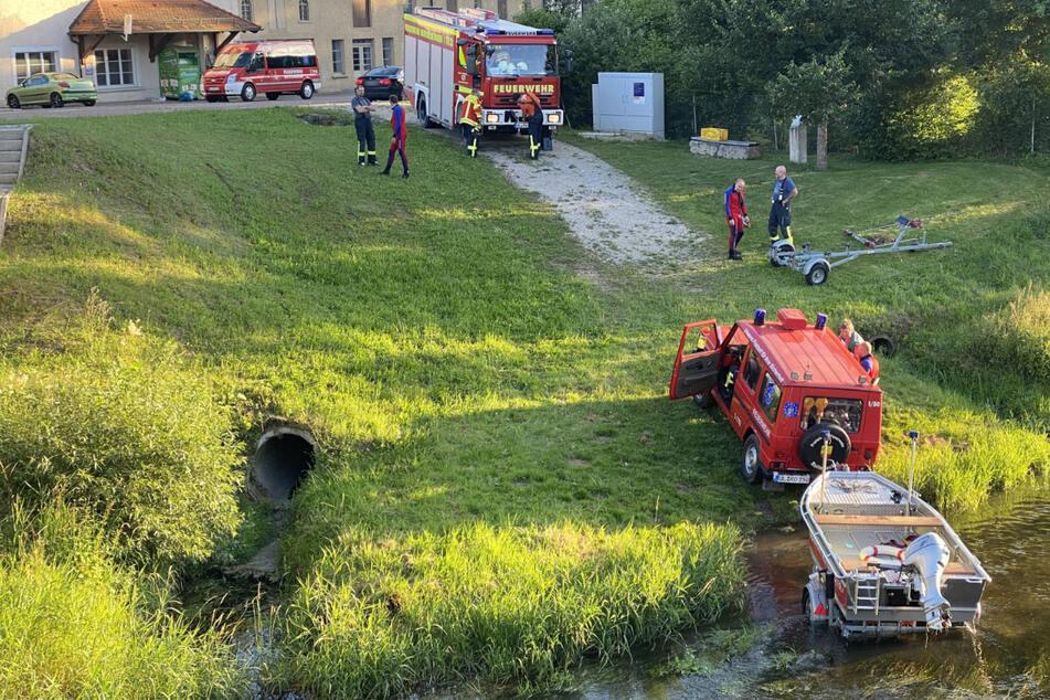 Tödliches Drama bei Junggesellenabschied: 30-Jähriger sucht Brille in der Donau und ertrinkt