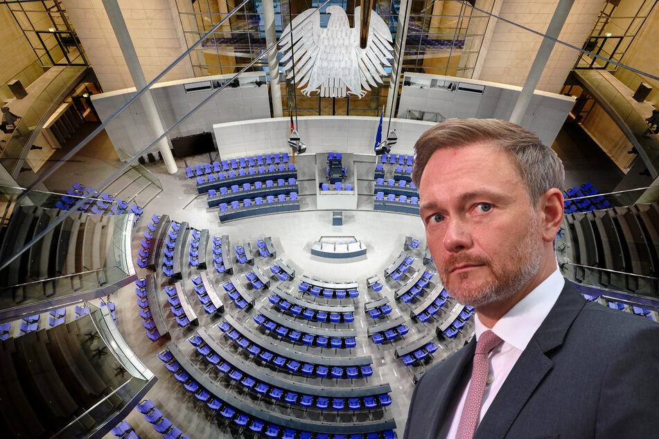 Neue Sitzordnung im Bundestag? FDP hat keinen Bock mehr auf den Platz neben der AfD