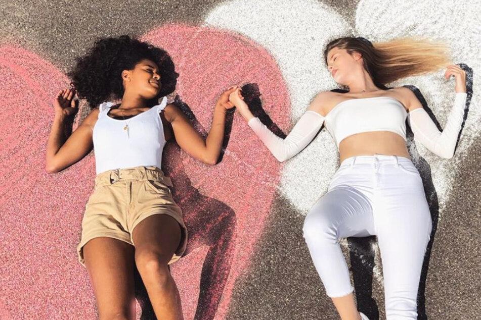 Bodyshaming: Ex-GNTM-Girls Lijana und Larissa haben wichtige Botschaft