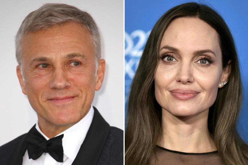 Christoph Waltz (64) und Angelina Jolie (45) könnten bald gemeinsam vor der Kamera stehen.