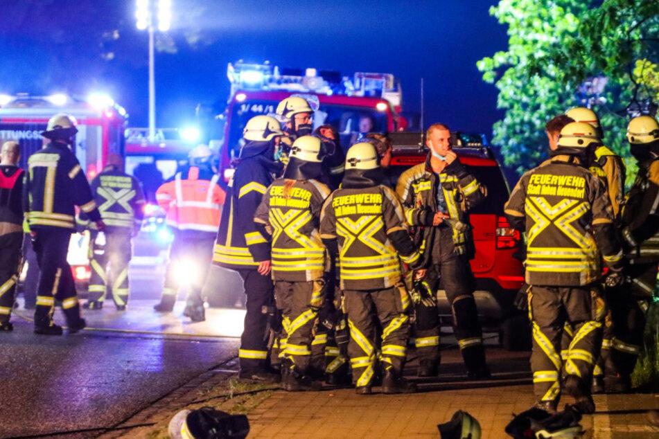 Arbeiter erleidet an Bahn-Baustelle Stromschlag und schwerste Verbrennungen