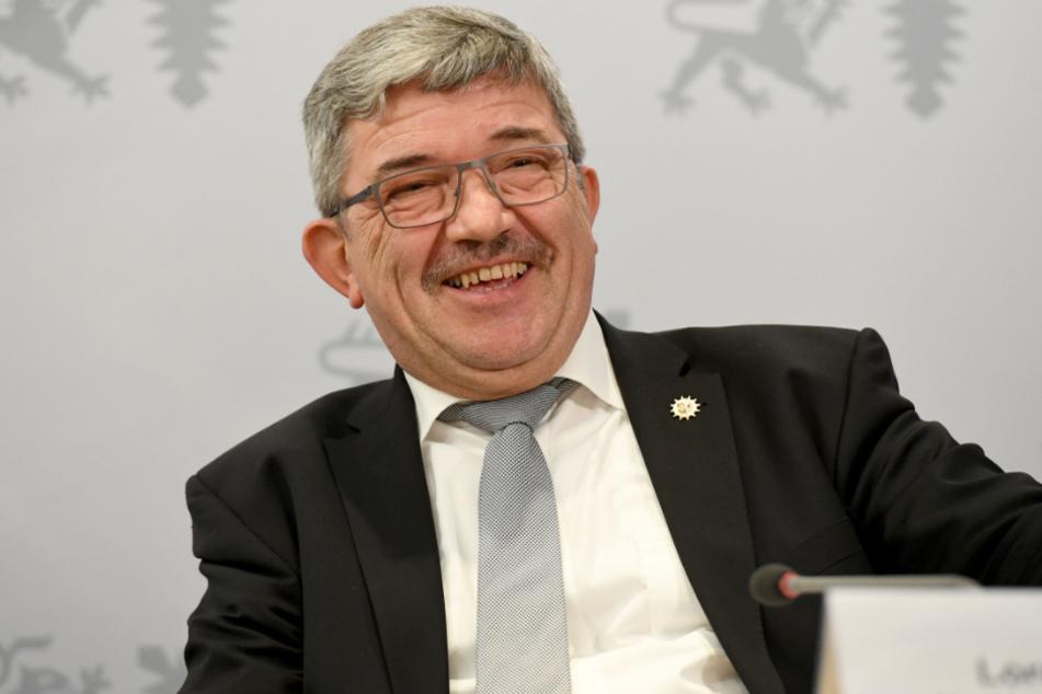 Lorenz Caffier hat den Warntag seinen Amtskollegen vorgeschlagen. (Archivbild)