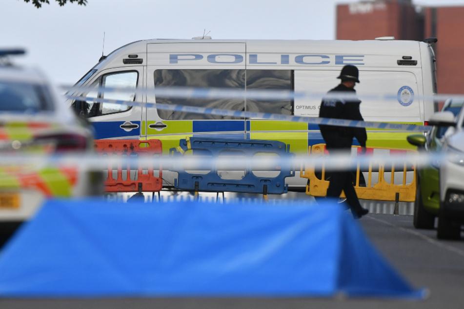Brutale Messerattacke in Birmingham: Polizei nimmt Mann fest