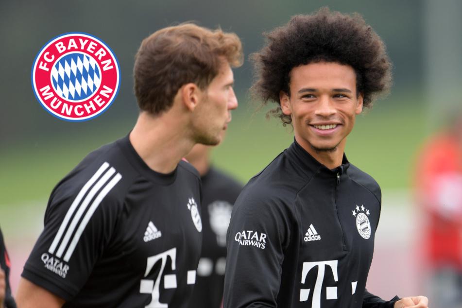 FC Bayern: Leroy Sané startet Lauftraining nach Verletzung