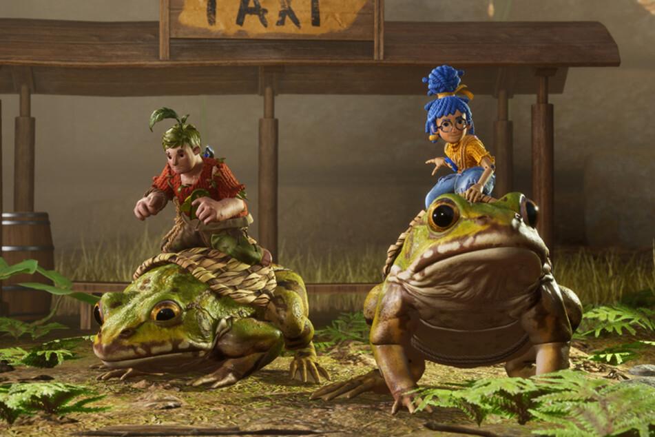 """Mit """"It Takes Two"""" liefern EA und die Hazelight Studios ein neues Koop-Abenteuer, das gleich mehrere interessante Ideen mit sich bringt."""