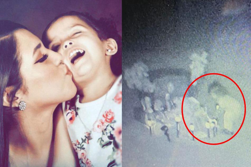 Mutter in Tränen: Erschien ihre ermordete Tochter am Grab?