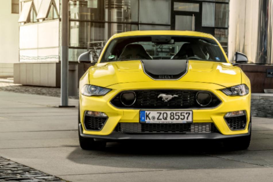 Ford bringt den Mustang Mach 1 auf die Straße!
