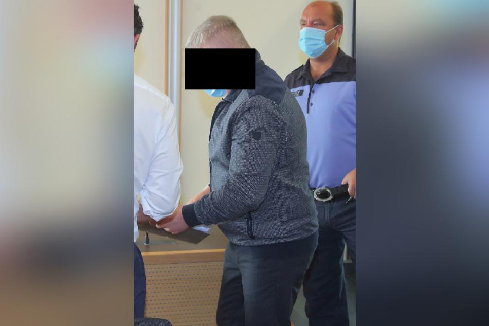 Lubos E. (47) war betrunken an mehreren Banküberfällen beteiligt.
