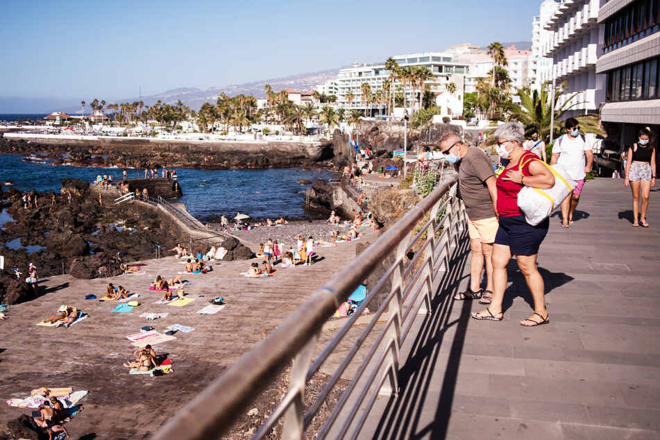 Noch diese Woche: Beliebte spanische Inseln werden wieder Risikogebiet!
