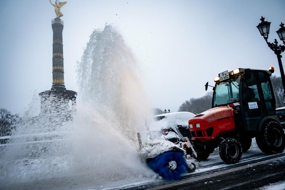 Wettervorschau: Berlin und Brandenburg tauen auf