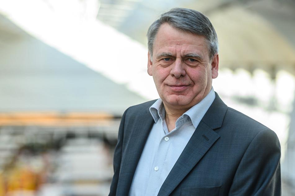 Neefepark-Chef Manfred Haendly (61) hofft auf eine Sonntags-Öffnung im November.