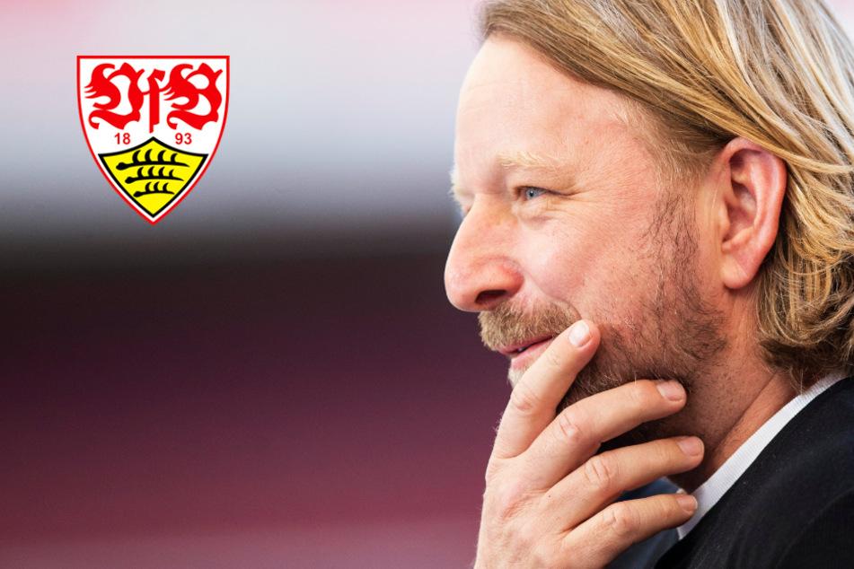 VfB-Sportdirektor Mislintat ist für Ausstiegsklauseln in Trainerverträgen