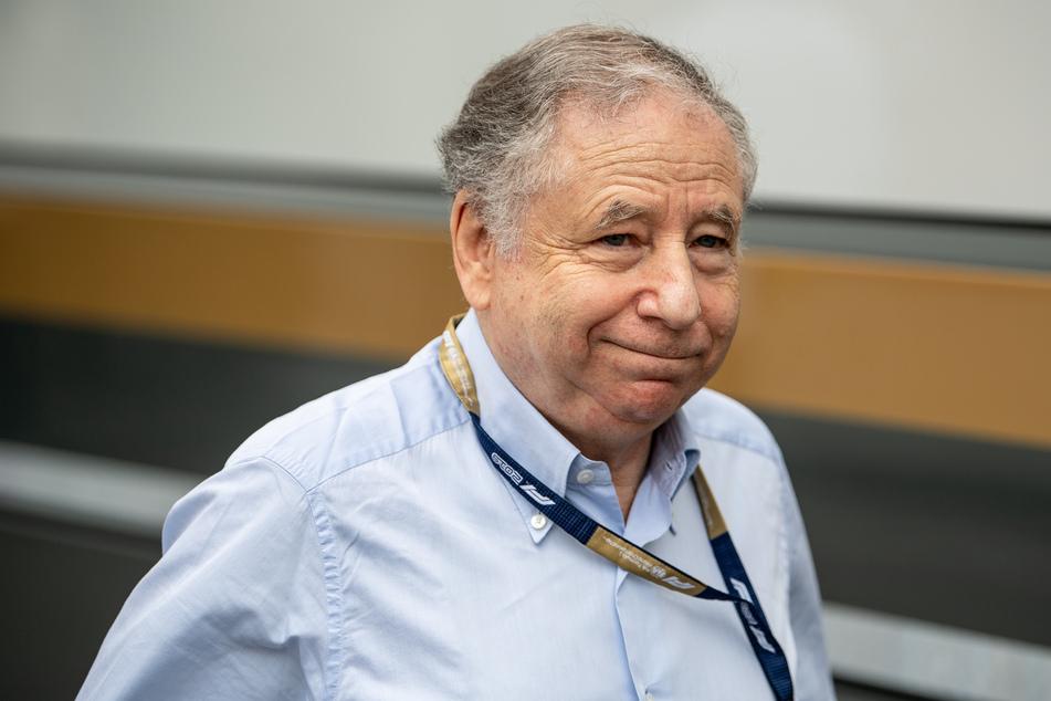 Jean Todt (74), Weltverbandschef.