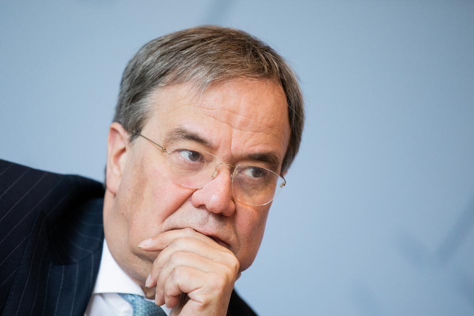 NRW-Ministerpräsident Armin Laschet setzte sich für Filialen in NRW ein.
