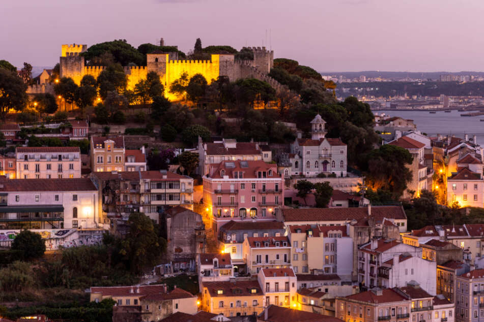 """Lissabon gehört zu den Stationen der Tournee. Katrin: """"Ich lerne gerade ein paar Sätze Portugiesisch für die Konzertansagen."""""""