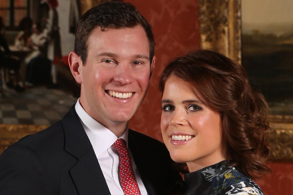 Prinzessin Eugenie (30) und ihr Mann Jack Brooksbank (34) erwarten erstmals Nachwuchs.
