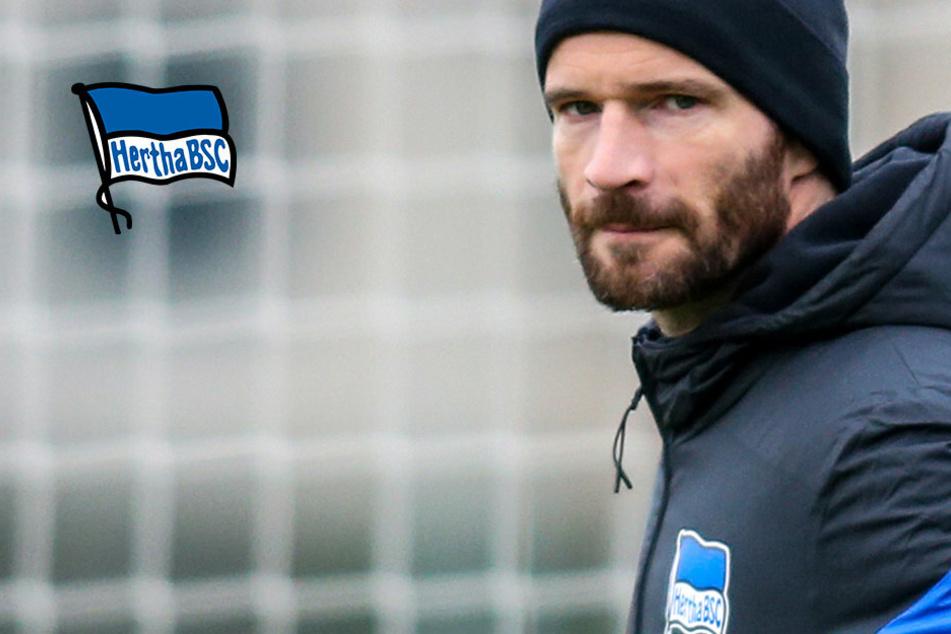Hertha BSC: Arne Friedrich lobt Jürgen Klinsmann und ist kein Rivale für Michael Preetz