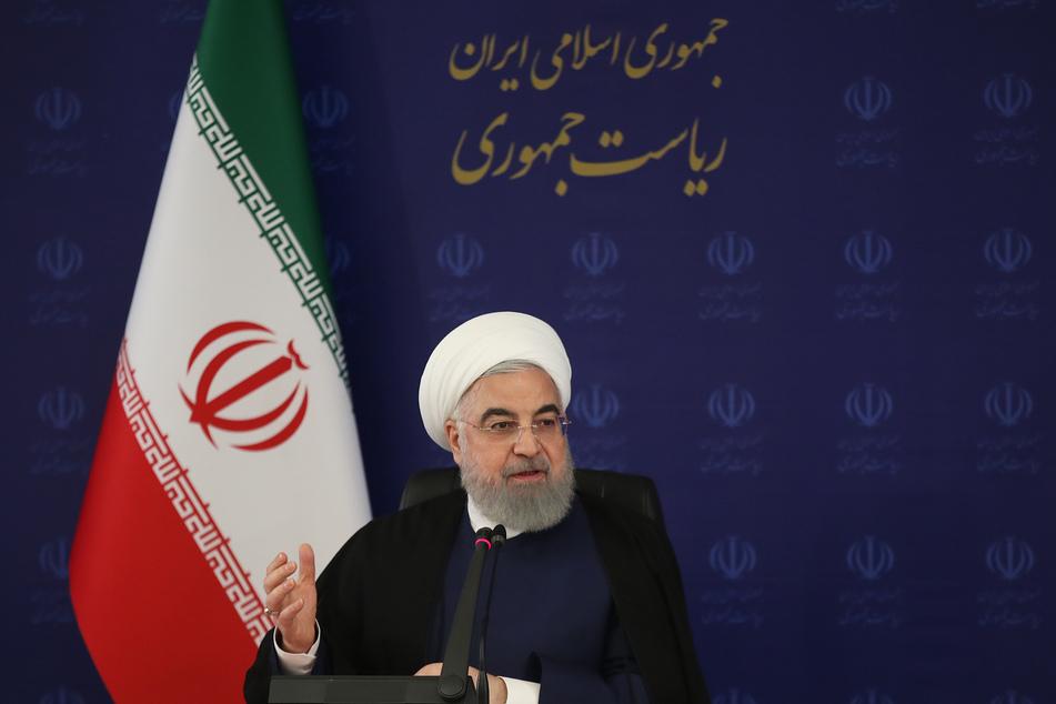 Hassan Ruhani, Präsident des Iran.