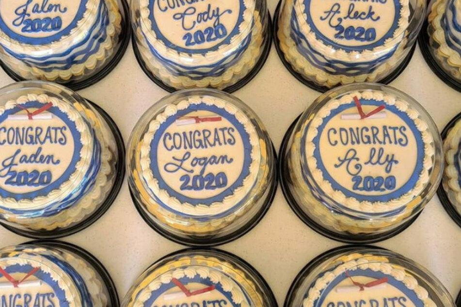 Corona killt Zeugnisausgabe: Da kommt Bäcker auf eine zuckersüße Idee