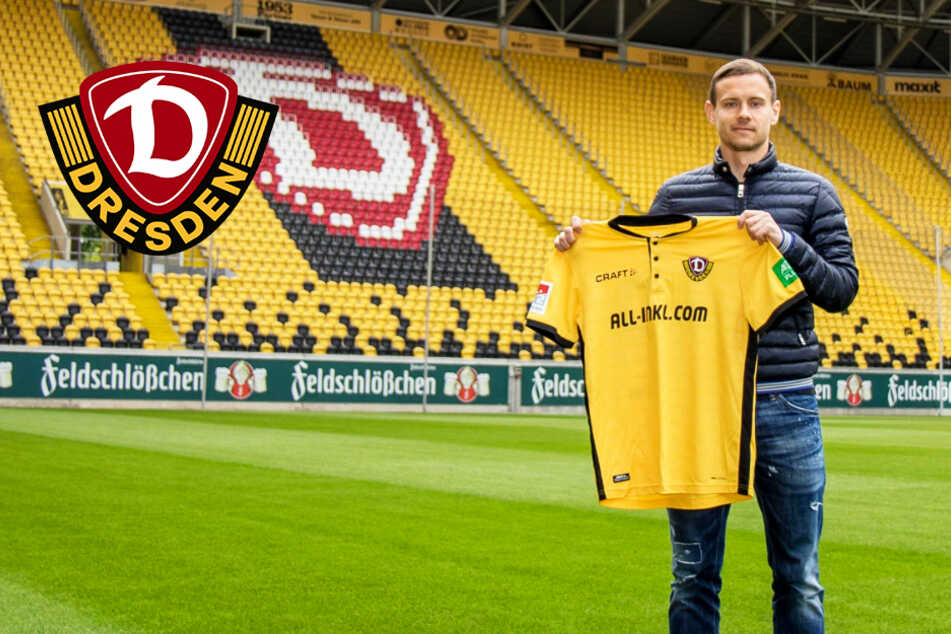 Dynamo: Löwe-Trikot geht für viel Geld über den Tisch, Profi legt noch 1500 Euro oben drauf!