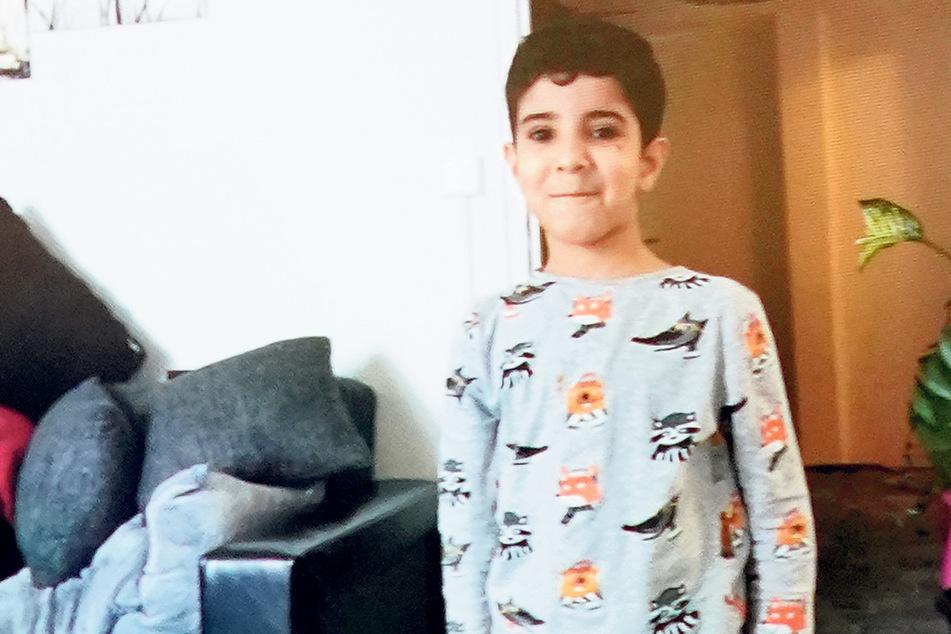 Der kleine Ali (†6) flüchtete mit seiner Familie aus Syrien, verlor in Dresden sein Leben.