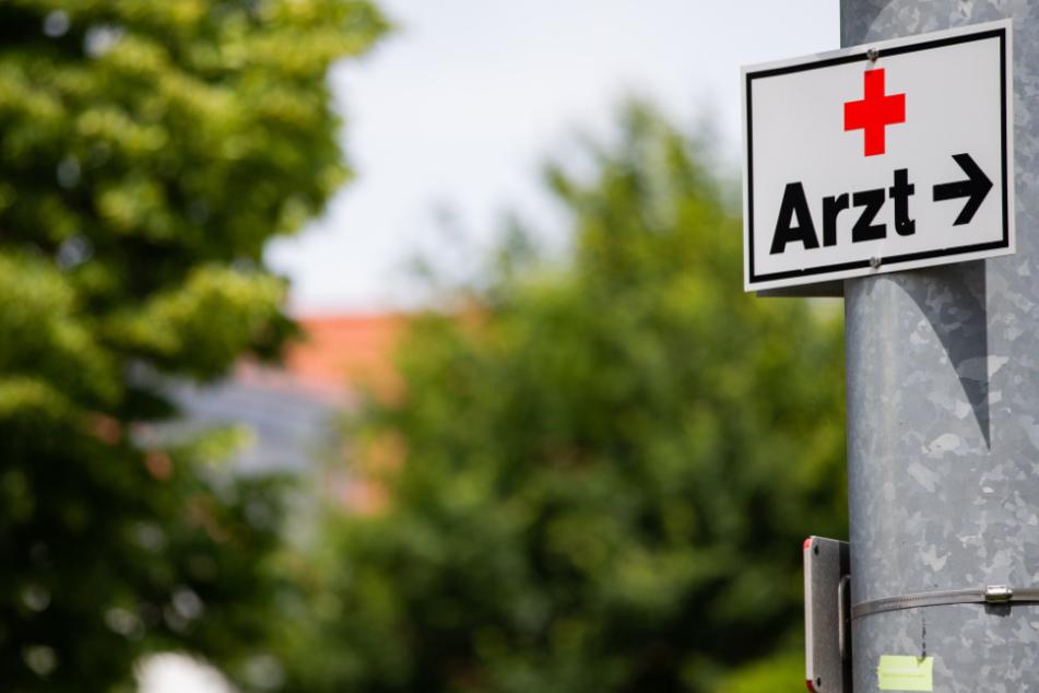 In Baden-Württemberg haben viele Menschen keinen Arzt in ihrem Wohnort.