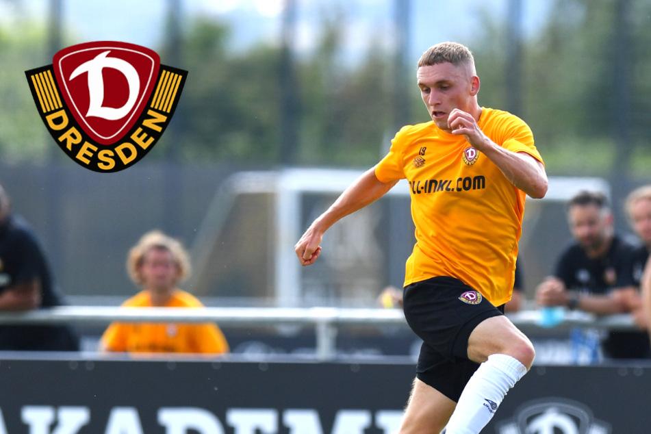 Dynamo-Trainer Schmidt froh über Rückkehr: Luca Herrmann kann den Unterschied machen