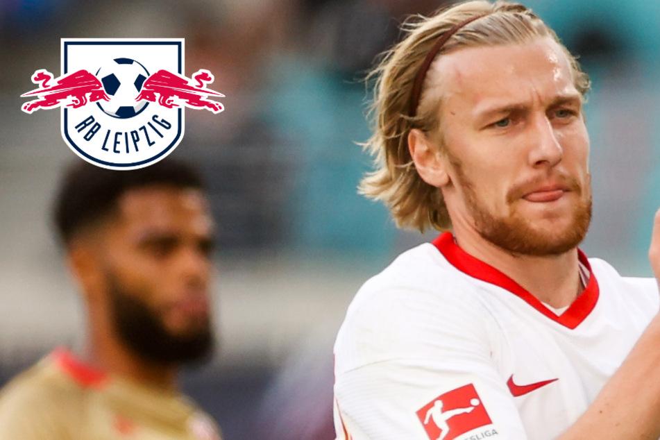 """""""Chance genutzt"""": RB Leipzigs Forsberg findet zurück zu alter Stärke"""