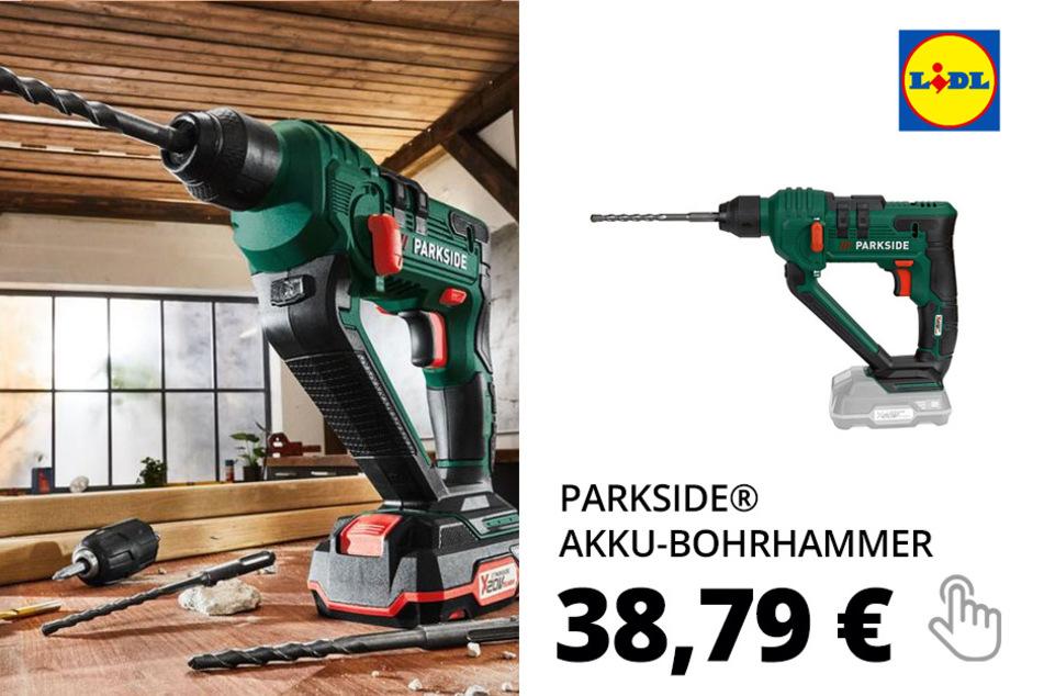PARKSIDE® Akku-Bohrhammer »PABH 20-Li B2«