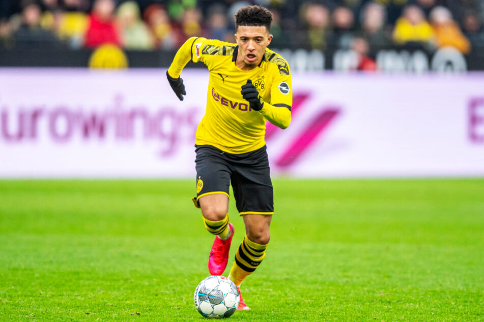 Jadon Sancho (20) war in dieser Saison an 40 BVB-Toren direkt beteiligt.