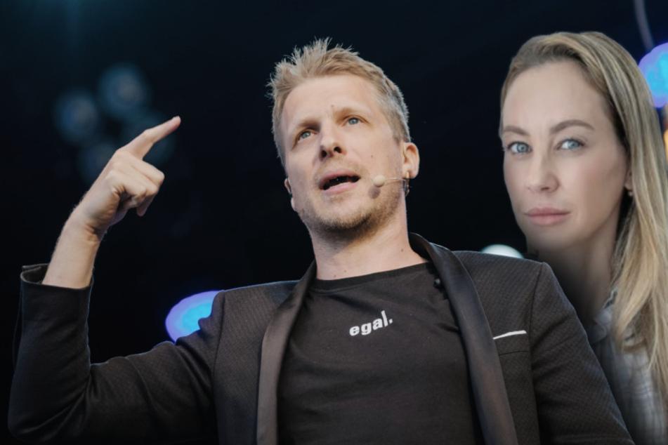 Ehe-Aus bei Meyer-Wölden! Ex Oliver Pocher zwingt Sandy live zu privater Aussage