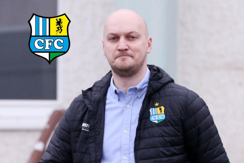 Chemnitzer FC: Sportdirektor Causevic scoutet schon für die neue Saison