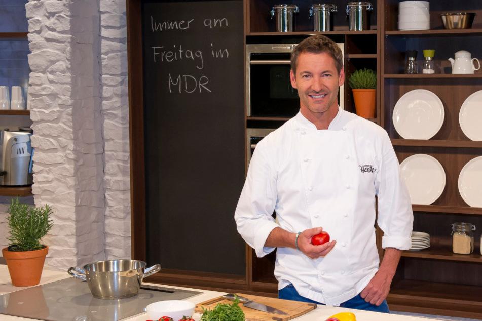 MDR-Fernsehkoch macht sein Zuhause zum Küchenstudio