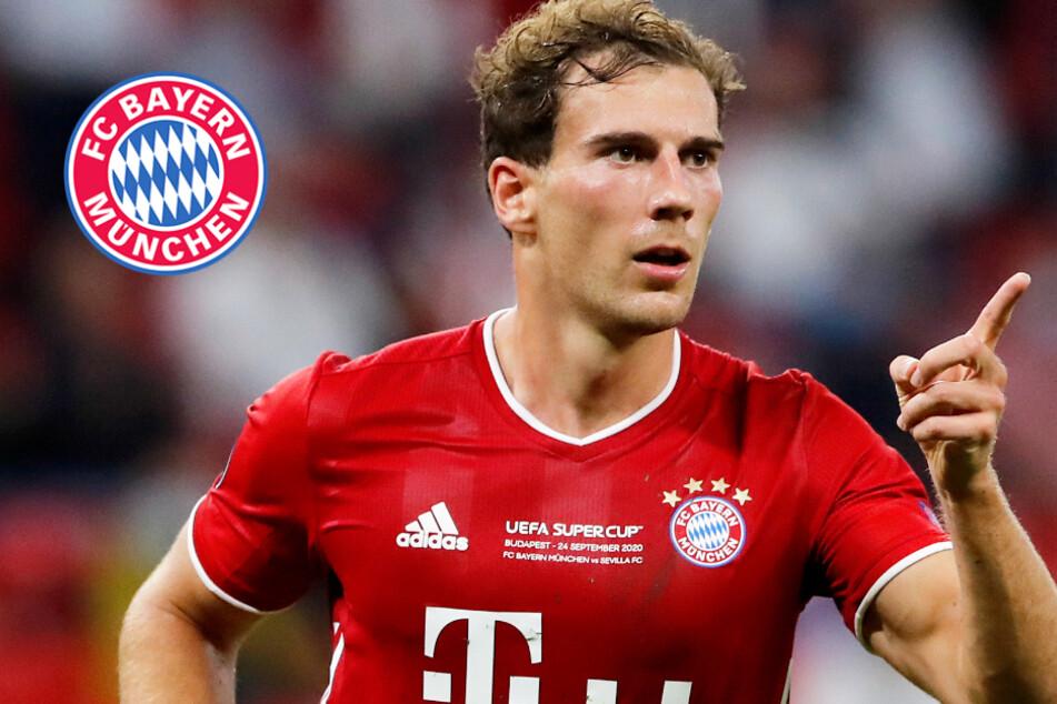 FC Bayern ohne Goretzka gegen PSG! Diese Elf soll es in Paris richten