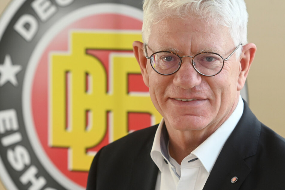 Franz Reindl, Präsident des deutschen Eishockey-Bundes, erwartet keine Diskussion um die Absage der WM.