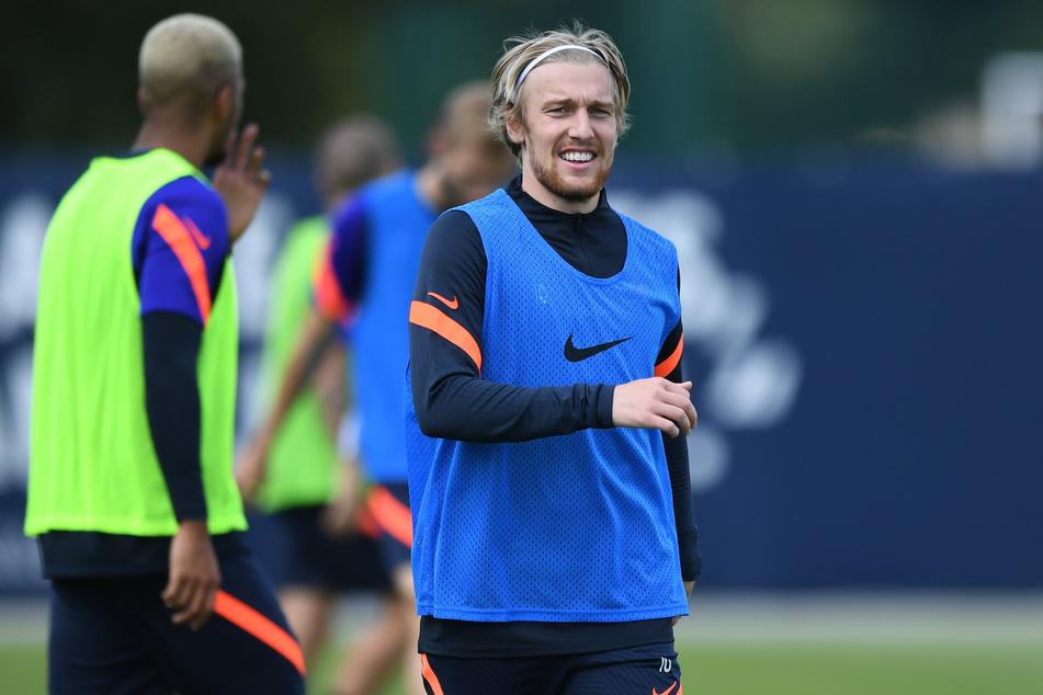 Der Schwede würde laut Trainer Julian Nagelsmann (33) seit Wochen gut trainieren. Dass er fit ist, hat man spätestens am Sonntag auf dem Platz gesehen.