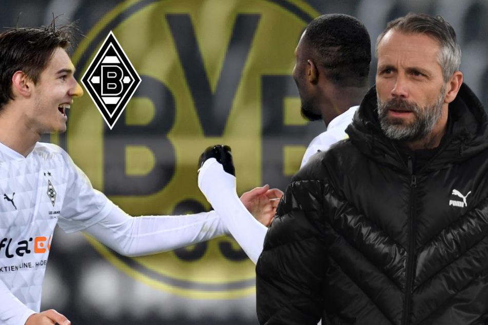 BVB statt Gladbach, welche Spieler folgen Rose? Noch-Fohlen-Coach äußert sich
